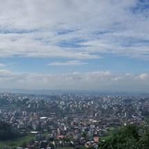 Kopan-Kathmandu valley pano
