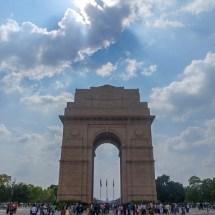 New Delhi-India Gate