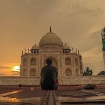 Taj Mahal-my taj I