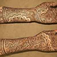 Try These 10 Latest Mehndi Styles This Teej.