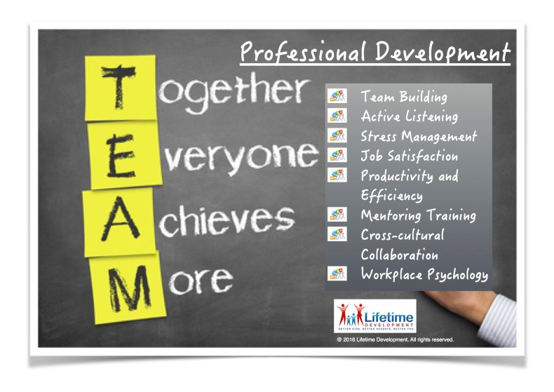201607 Professional Development English