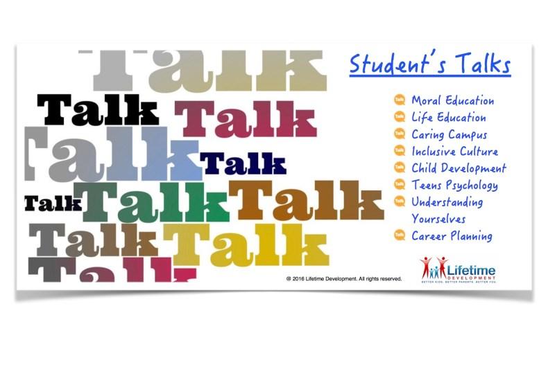 201607 School Talk and workshop English