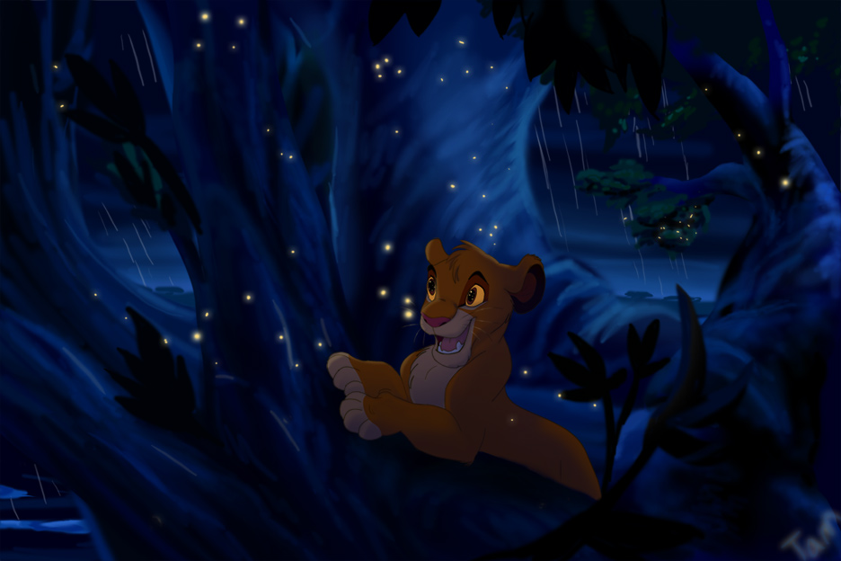 Wallpaper For Sister With Quotes Simba In The Rain 171 Tamberella S Album Fan Art Albums Of