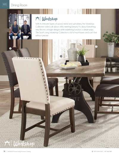 2019 Scott Living Catalog | Lisys Discount Furniture