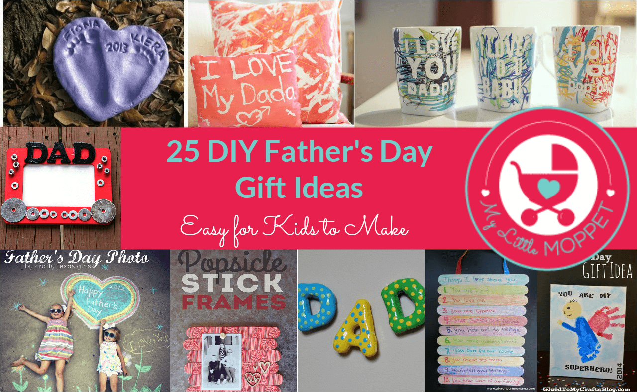 25 Easy Diy Father39s Day Gift Ideas