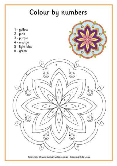 Diwali Activities For Kids