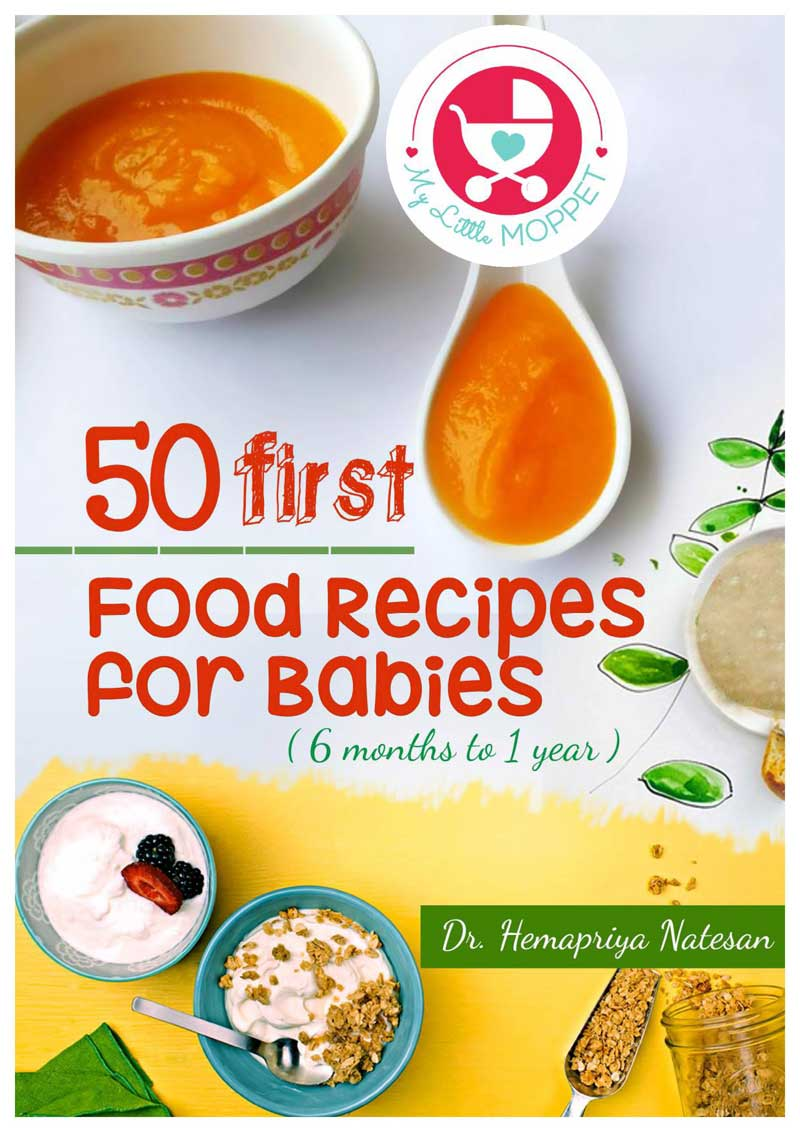 Indian baby food recipes for 8 month old ltt get free recipe ebook 50 first food recipes for babies forumfinder Gallery