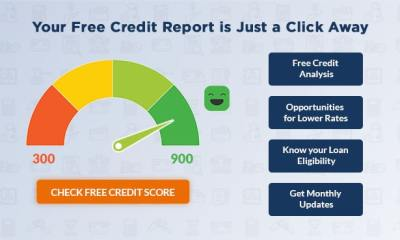 Credit Score - Get your Free Credit Report Online in India