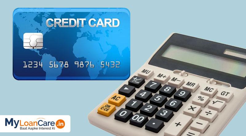 Credit Card EMI, Credit Card EMI Calculator