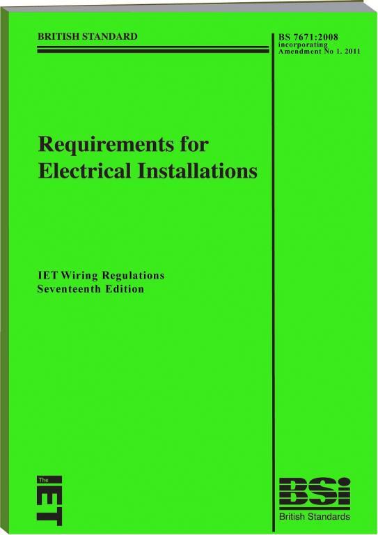 Iet Wiring Regulations Book manual guide wiring diagram