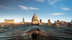 La Cattedrale di Saint Paul,una delle maggiori attrazioni di Londra