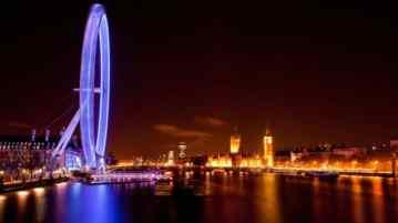 Il London Eye ha ora il wi-fi gratuito