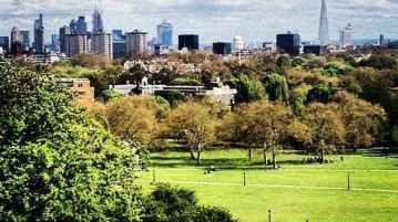 Primrose Hill, punto panoramico di Londra