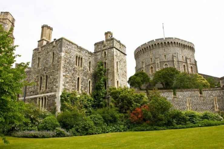 lo splendido Castello di Windsor, meta per una gita fuori Londra