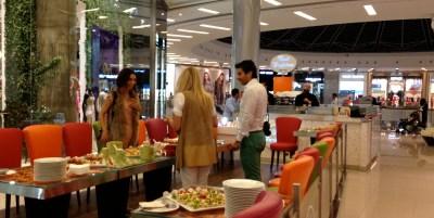 Conti Confetteria opens @ Dubai Marina Mall