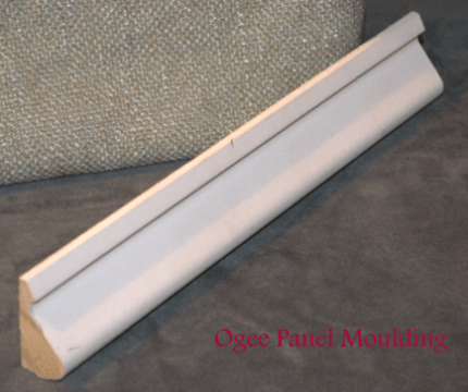 """""""Ogee Panel Moulding"""""""