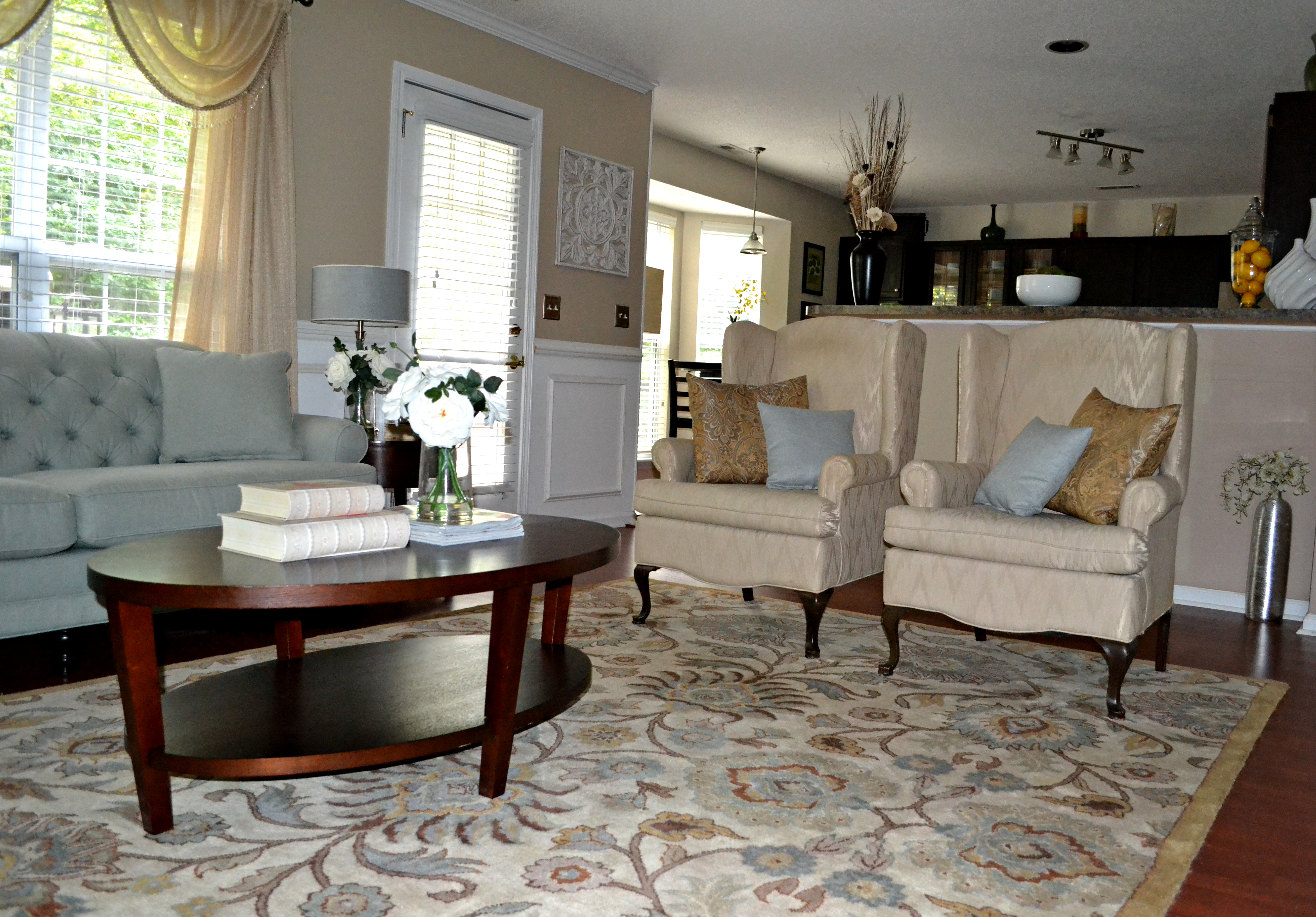 Living Room Living Room Makeover budget living room makeover my love of style before and after photos