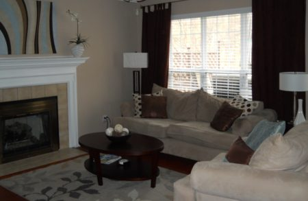 Living Room Living Room Makeovers budget living room makeover my love of style before and after photos
