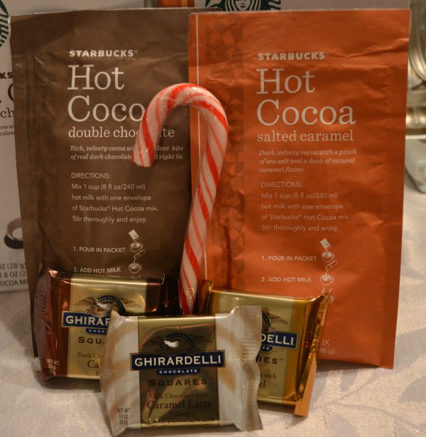 """Holiday Favors"""