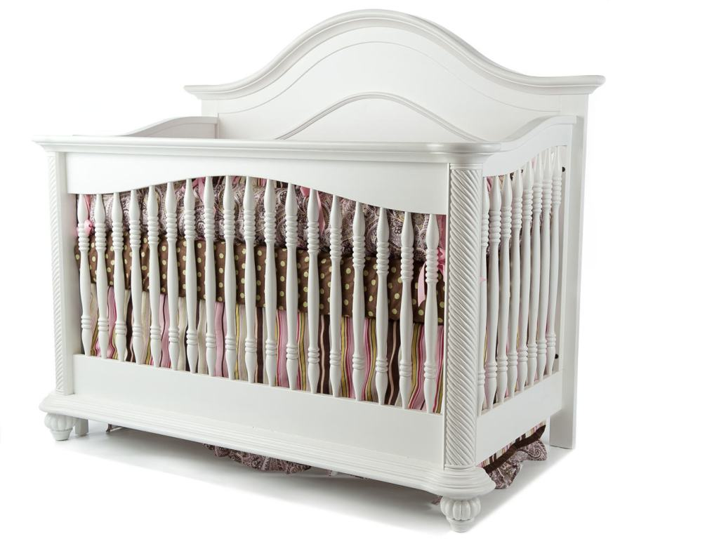 """Munire Bristol Collection Crib"""