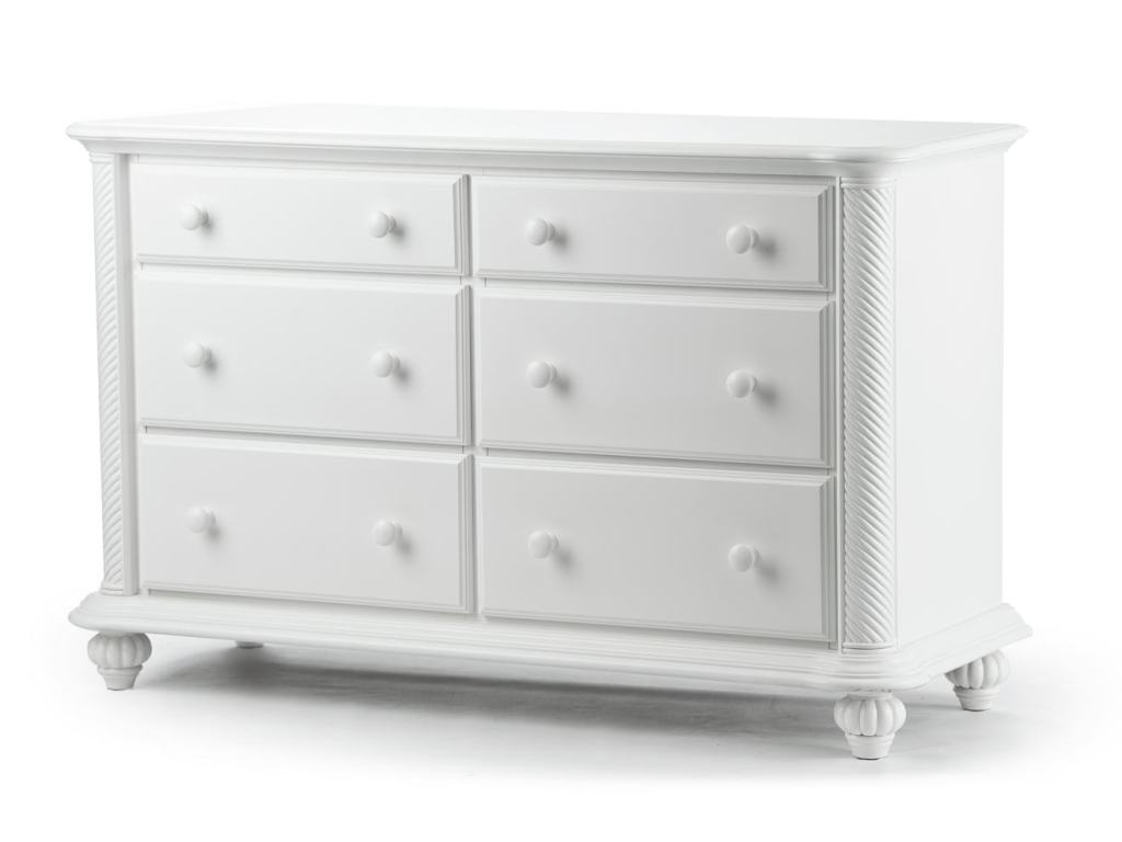 """Munire Bristol Collection Double Dresser"""