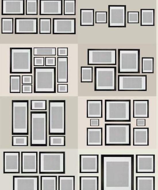 """Gallery Photo Arrangement Layouts"""
