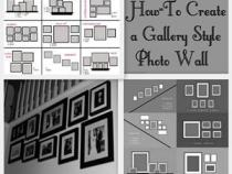 How To Create a Gallery Style Photo Wall