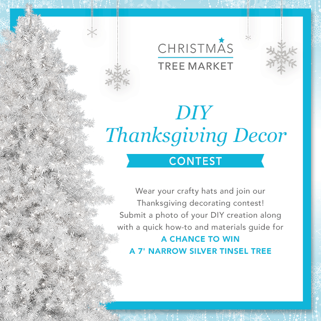 DIY Thanksgiving Decor Contest