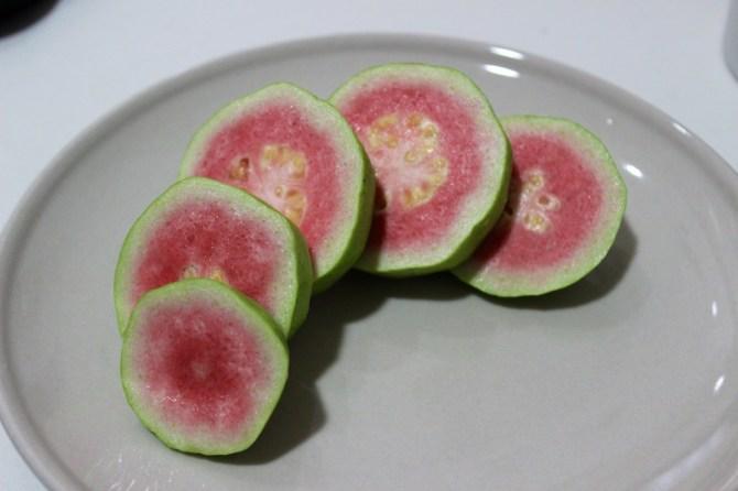 Pink Guavas