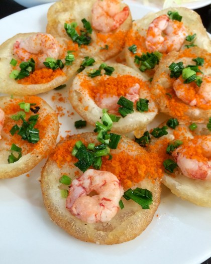 Banh Khot: mini pancakes