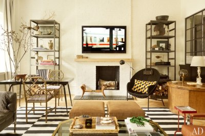 Famous folk at home: At home with Nate Berkus