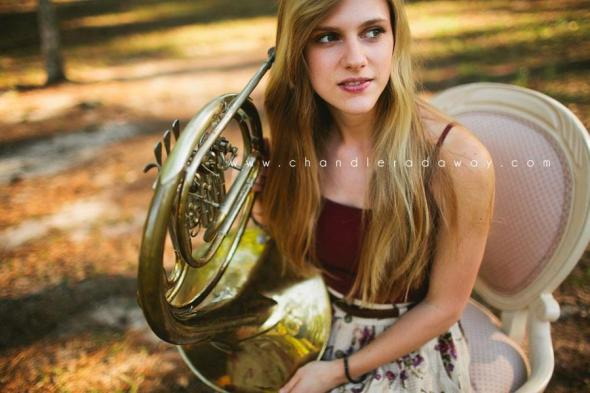Villanelle (Dukas) Performed on French Horn by Angie Murphy