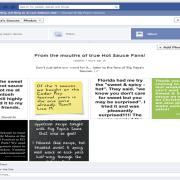 Facebook Album page