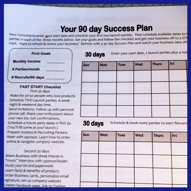 free sales plan template
