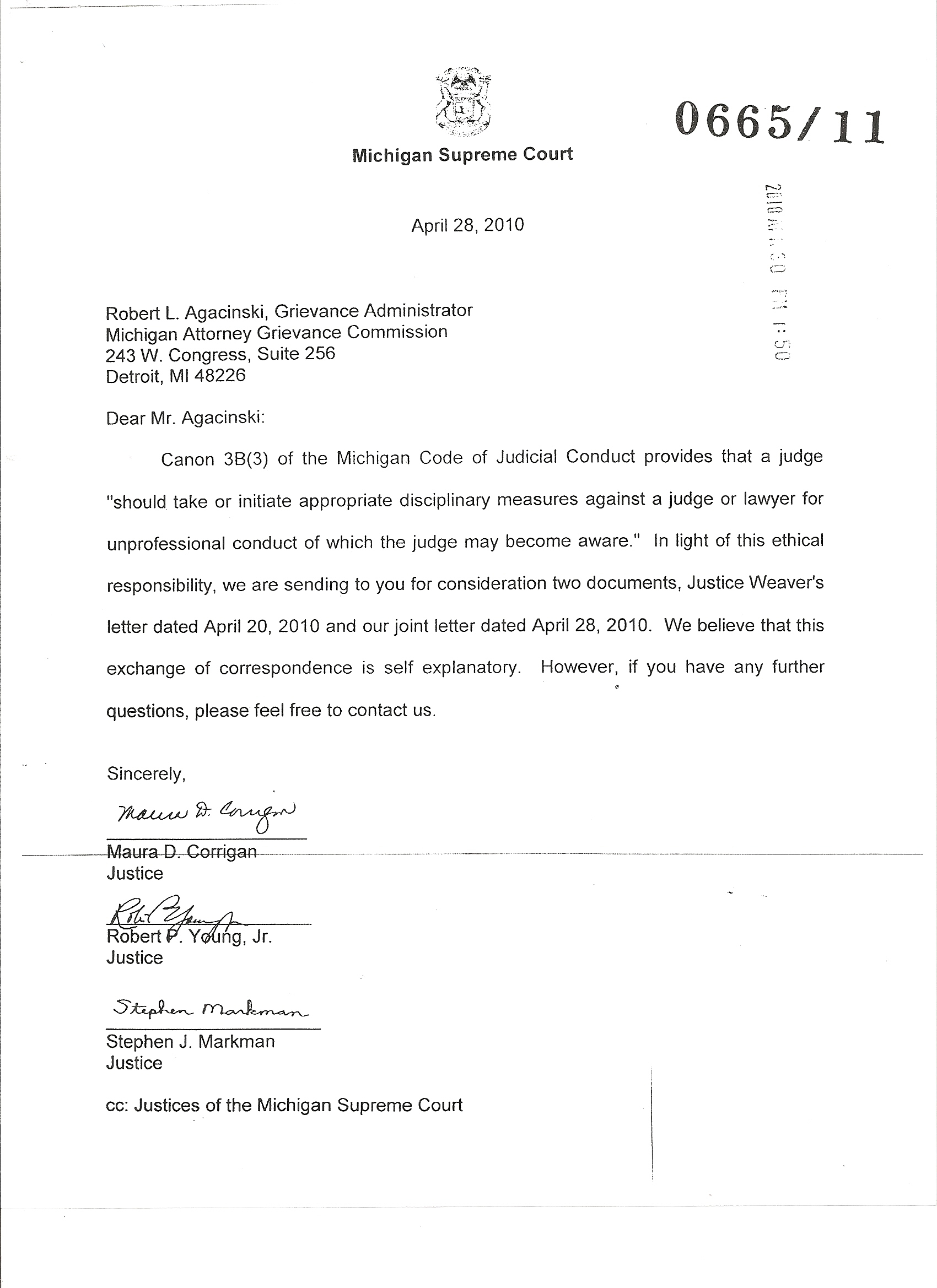 Sample Complaint Letter To Principal About Cyber Bullying April 5 2011 — What Dat Incompetence Or Malice Both