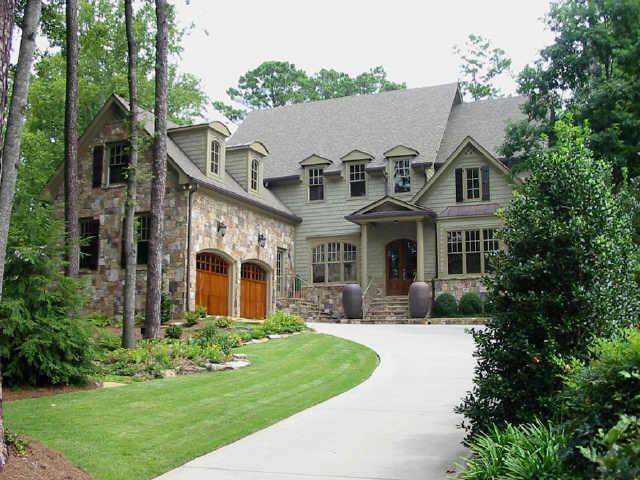 Million dollar plus homes for sale in atlanta fulton for South georgia home builders