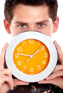 Fall Back for Daylight Savings Time November 3, 2012