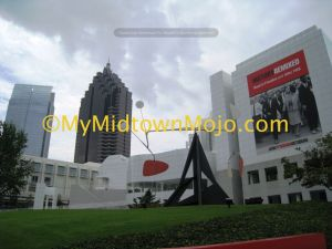 High Museum Midtown Atlanta August 24, 2015