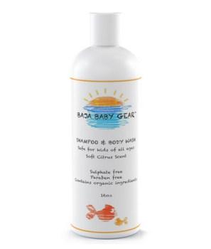 Baja Baby Citrus Shampoo