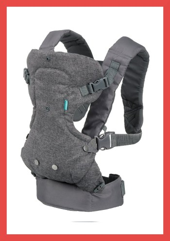 Infantino Flip Advanced Convertible baby Carrier Photo