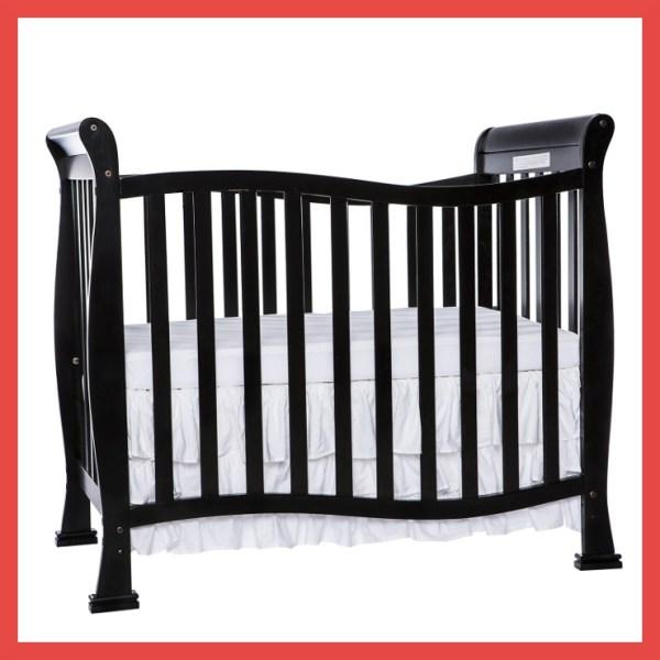 Dream On Me Violet Mini Crib Photo