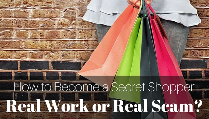 Become A Secret Shopper and Work From Home