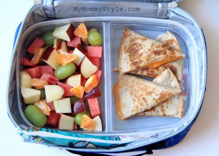Healthy Lunch Box Ideas, School Lunch, Cold Lunch, Brown Sack Lunch, Fruit