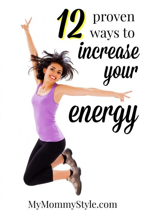 12 proven ways to increase your energy