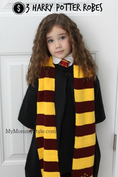 harry potter robes easy harry potter robes diy harry potter harry potter  sc 1 st  My Mommy Style & Harry Potter Robes DIY Made out of a T-Shirt - My Mommy Style