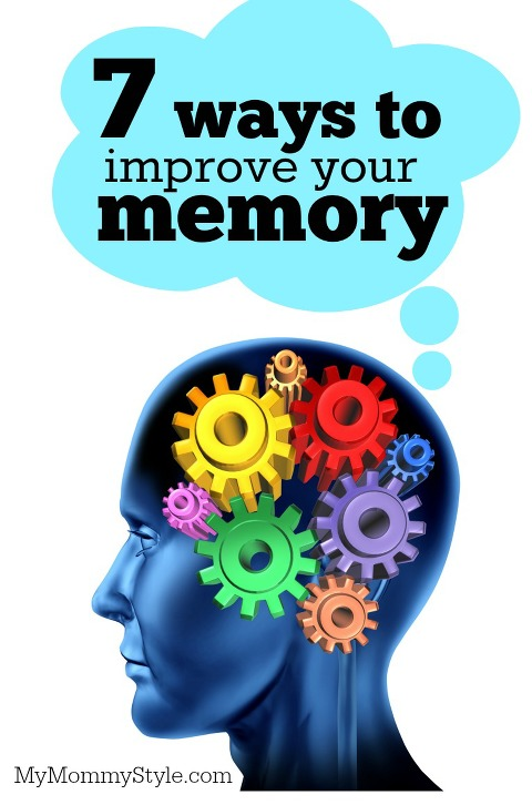 7 ways to improve your memory