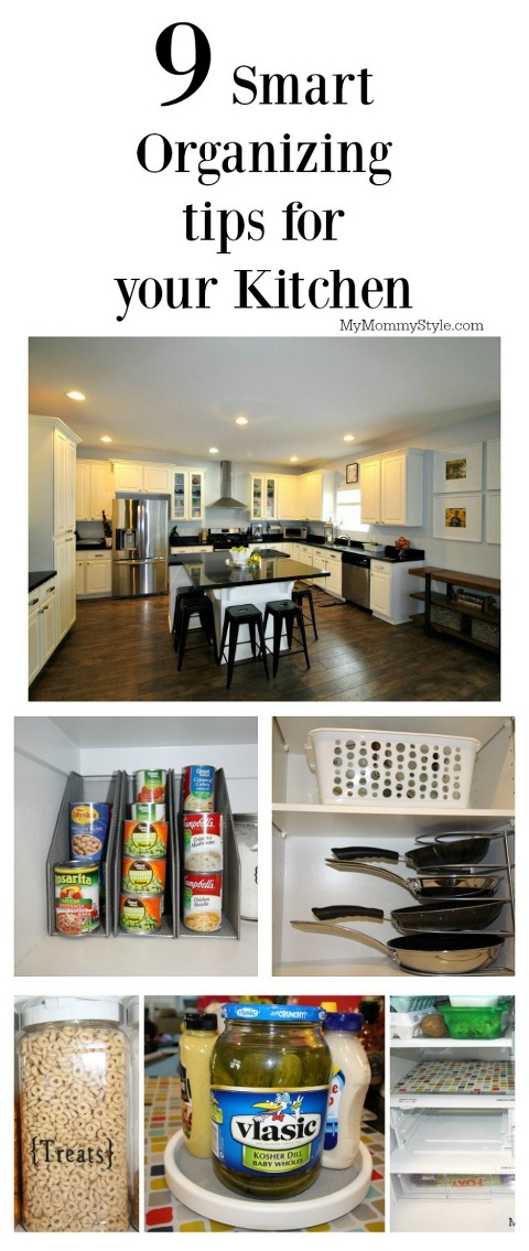 Organizing Tips For Your Kitchen, Kitchen Organization, Organizing, Kitchen,  Beautiful Kitchen