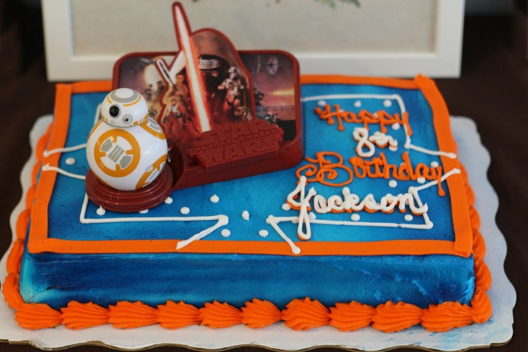 Star Wars Birthday Party My Mommy Style