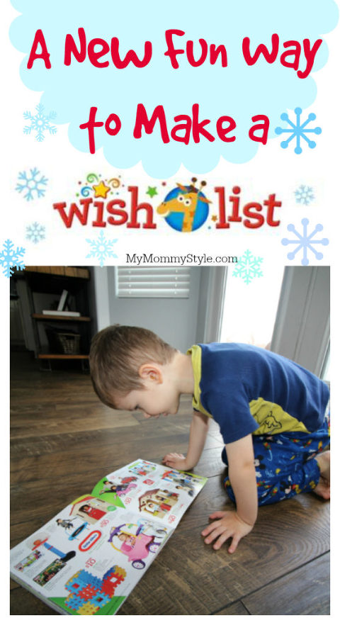christmas wish list making just got easier with toys r us big book