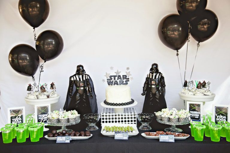 17 Star Wars Birthday Party Ideas My Mommy Style